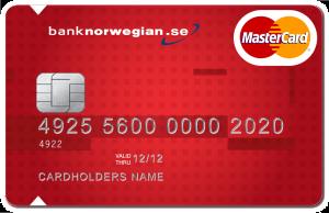 Bank Norwegina kreditkort